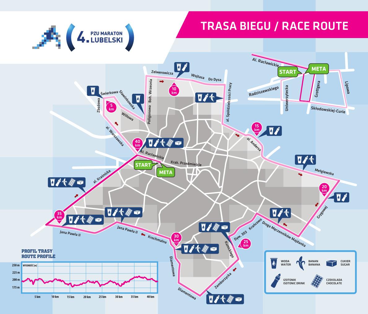 Trasa 4. PZU Maraton Lubelski