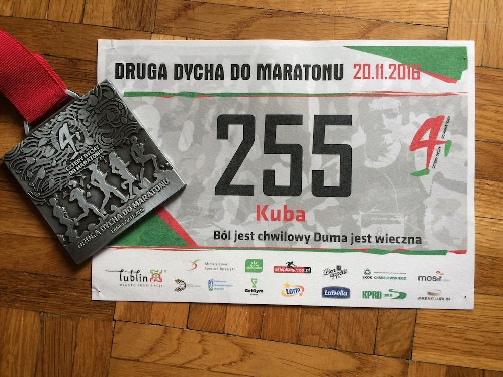 Dycha do Maratonu