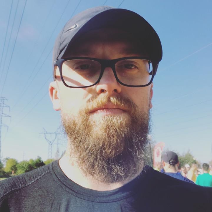 Selfie - Pierwsza Dycha doMaratonu