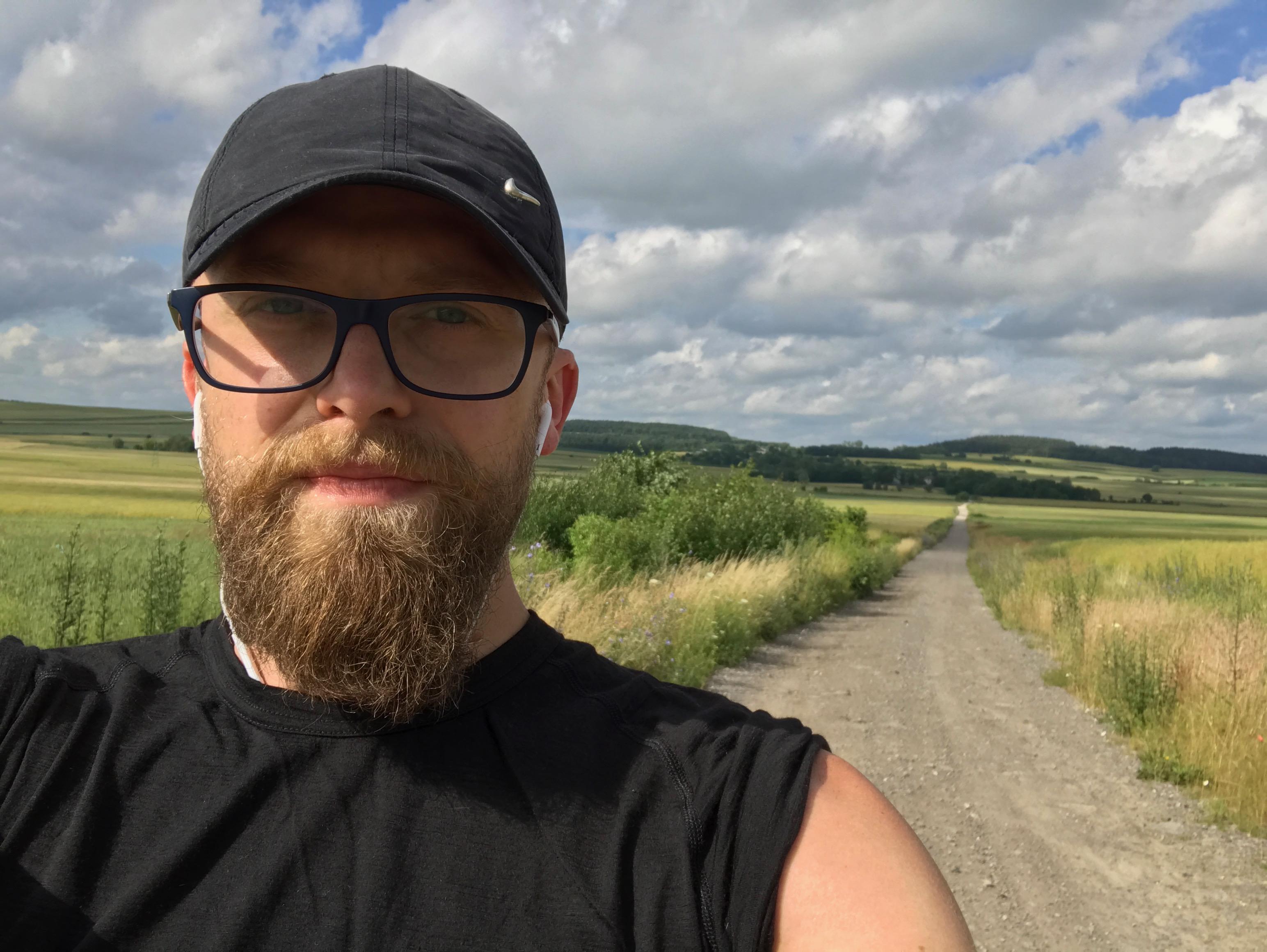 Run & Seeing - Krupiec