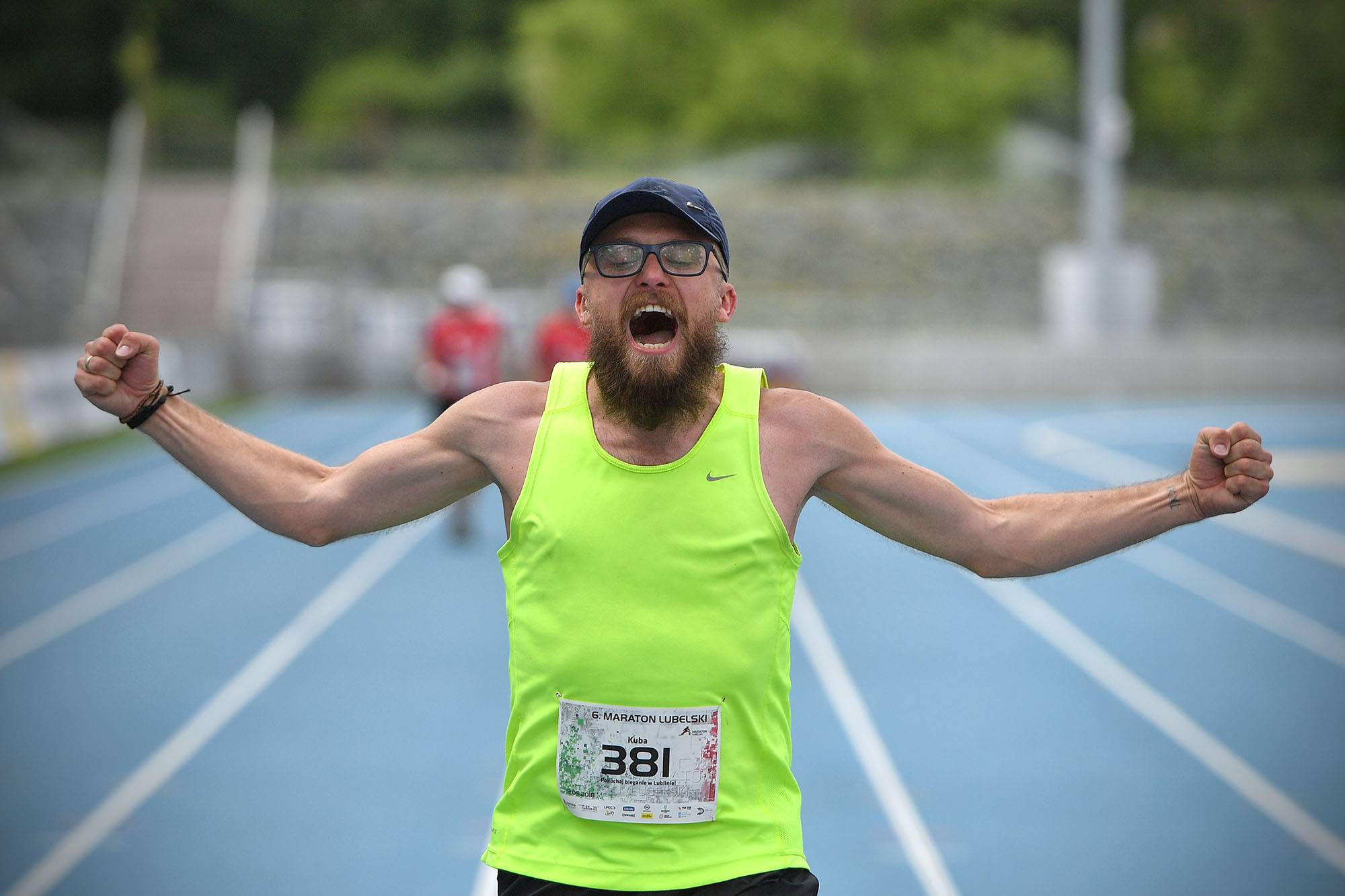 Bieganie maratonów