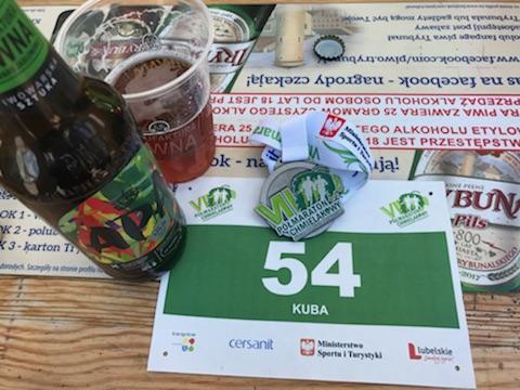 VII Półmaraton Chmielakowy
