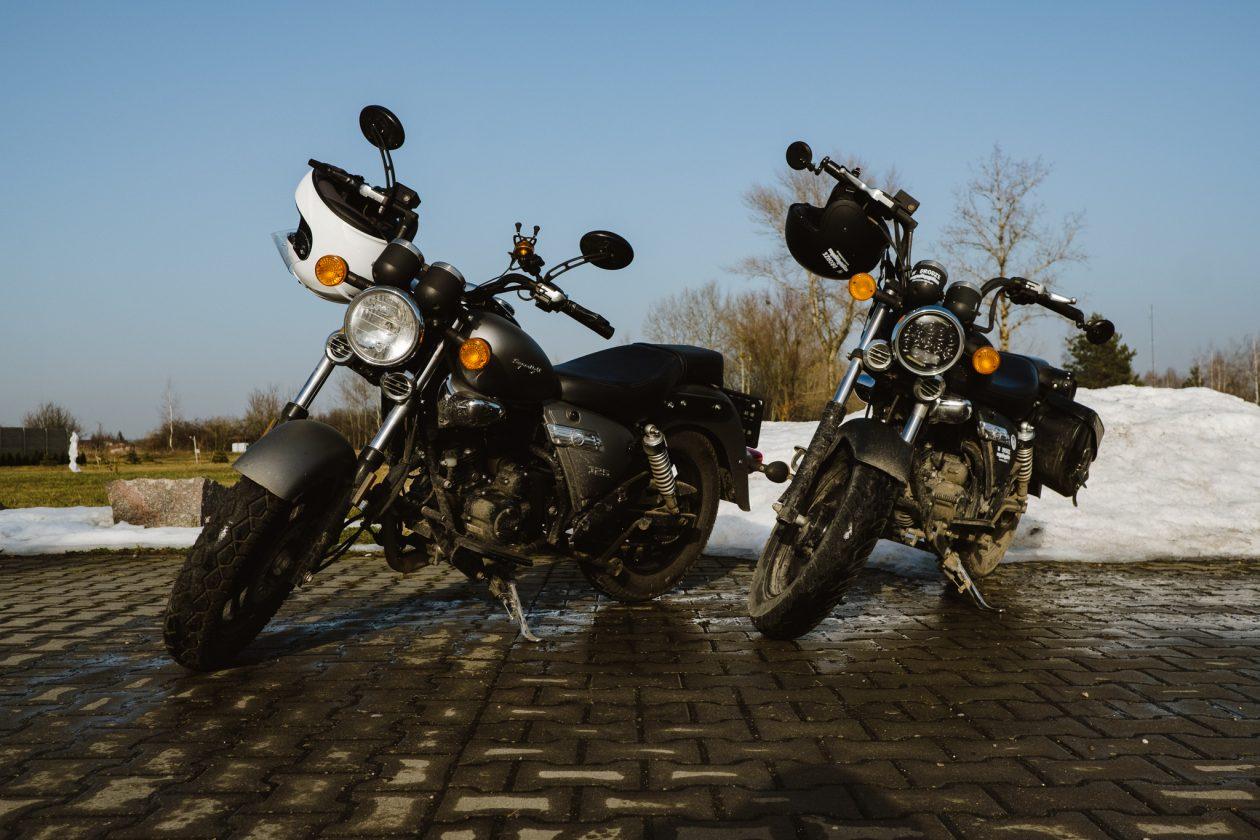 Superlight - WDrodze #2 - Motocyklem doDęblina - mikro zlot Superlight