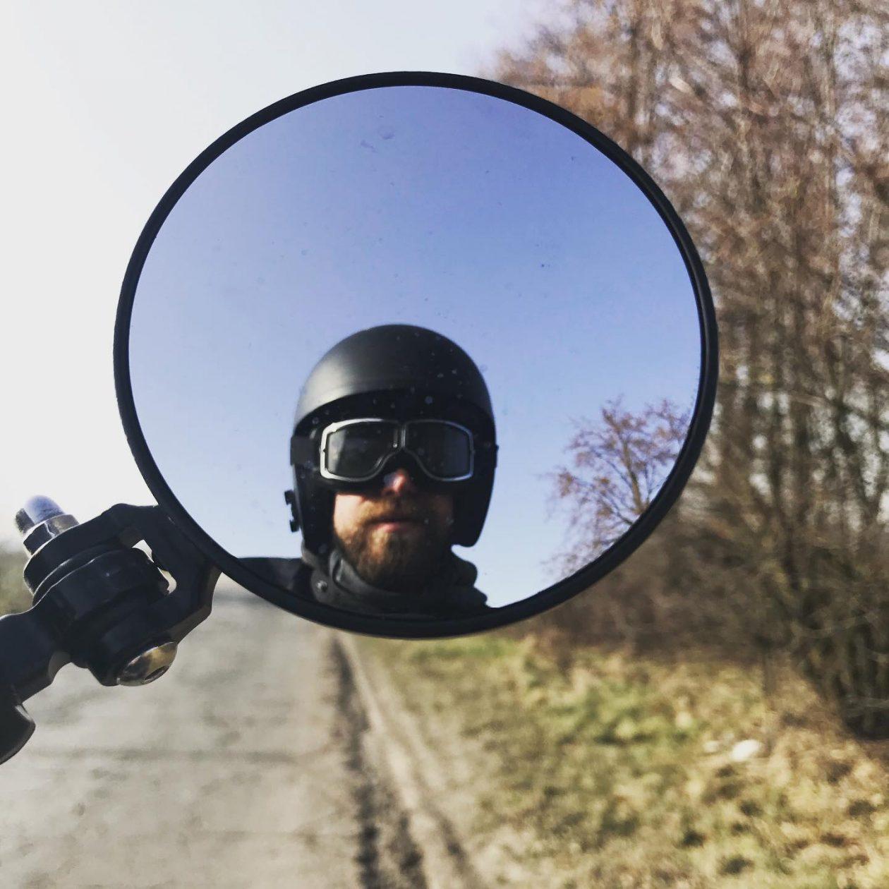 W Drodze #2 - Motocyklem doDęblina - mikro zlot Superlight